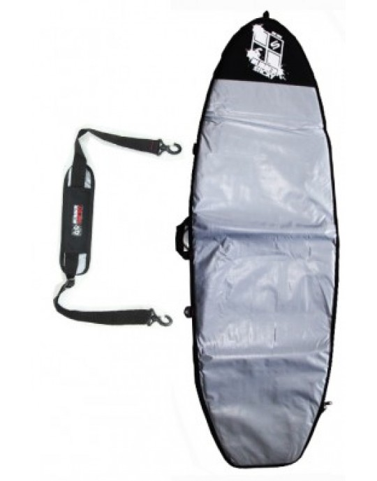 Capa Refletiva Para Prancha de Surf 6'5'' - Rubber Sticky