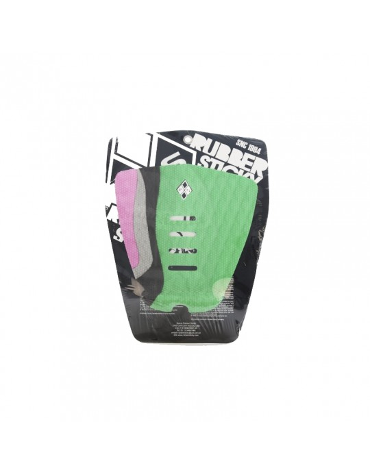 Deck Surf Thermo Rubber Sticky Water Fall Verde