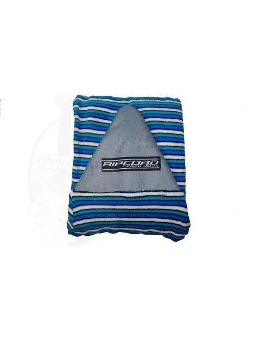 Capa toalha leash triquilha e parafina - Combo
