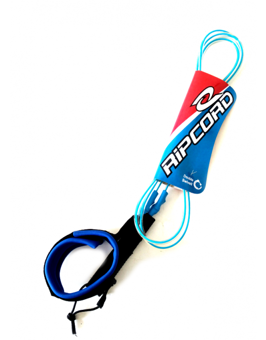 Leash Surf 6'0'' x 6 mm. - RipCord