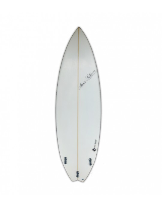 Prancha de Surf Almir Salazar 6'2
