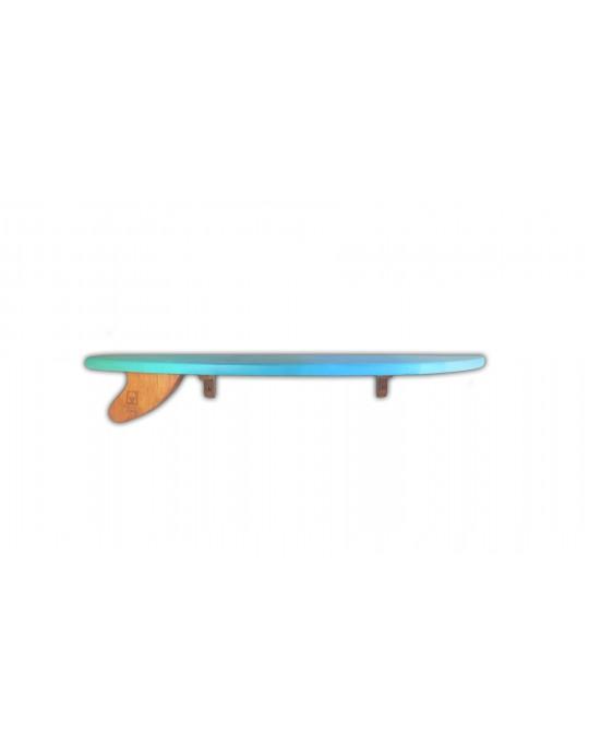 Prancha Prateleira Surf Tons de Azul