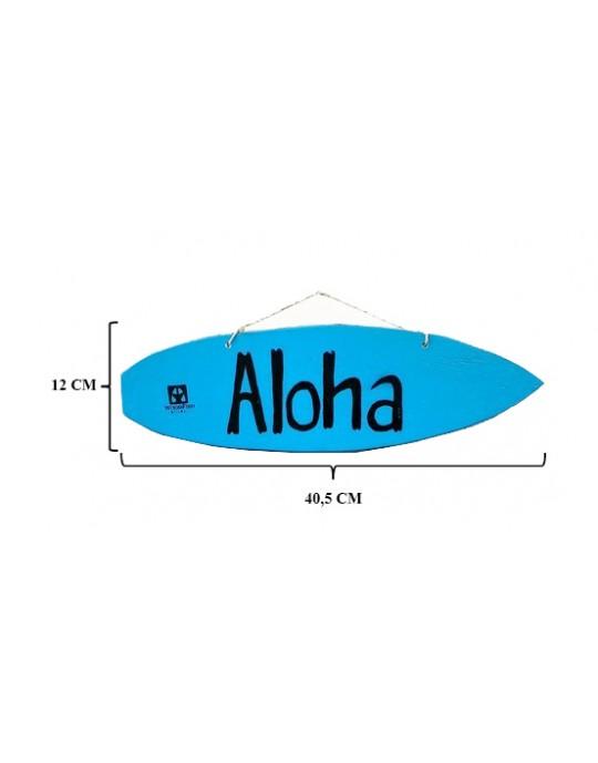 Pranchinha Decorativa Aloha Azul