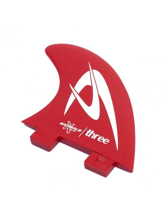 Quilhas Expans Three - Vermelha