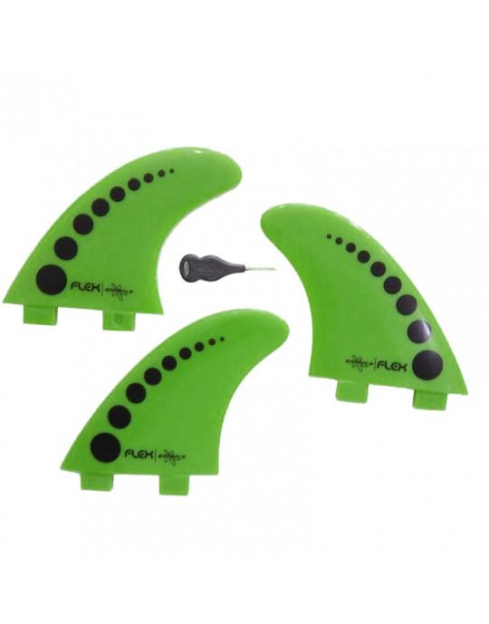 Quilhas Expans Flex Verde