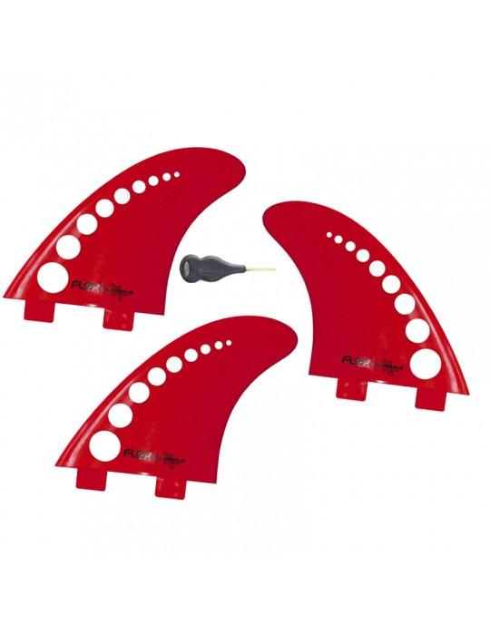 Quilhas Expans Flex Vermelho