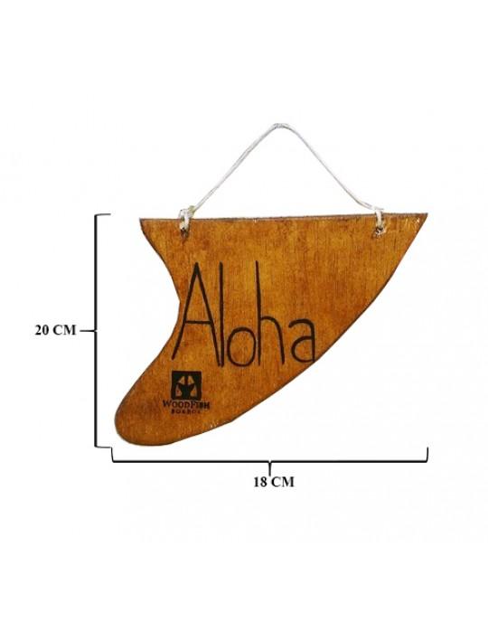 Quilha Aloha Verniz