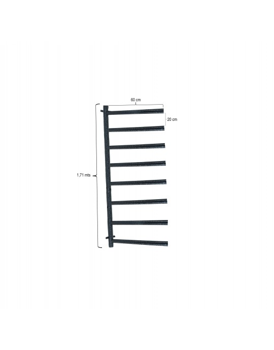 Rack Para 8 Pranchas Stand Up Paddle - Horizontal