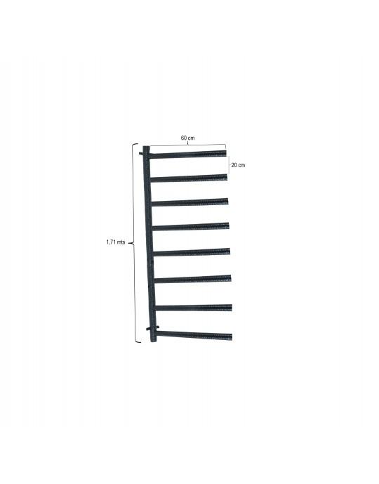 Rack Para 8 Pranchas Stand Up Paddle - Horizontal