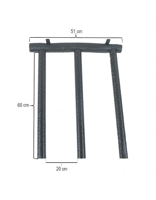Rack Para 2 Pranchas Stand Up Paddle - Vertical
