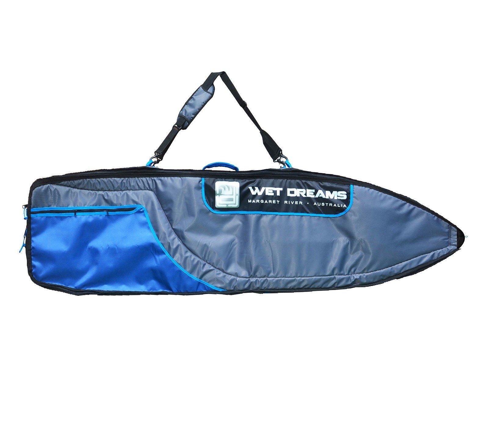 Capa Expansível para 2 Pranchas de Surf até tamanho 6'3'' - 1,92m