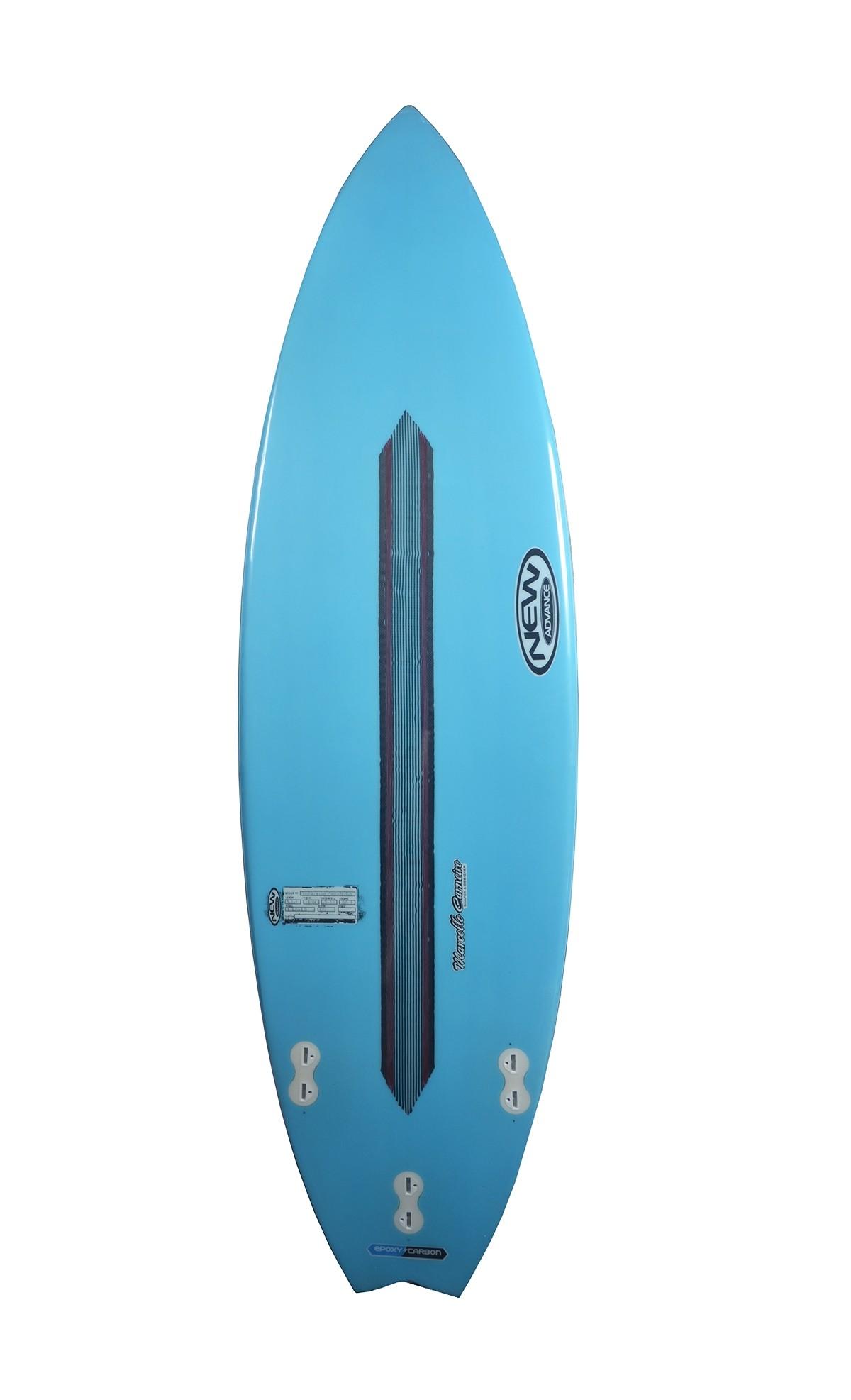 "Prancha de Surf Xboard New Advance 5'10"" EPS + Epoxi"