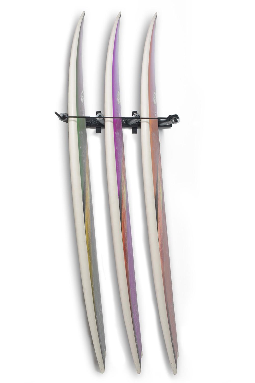 Rack Para 3 Pranchas de Surf - Vertical | Prancharia