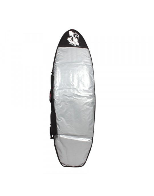 Capa Refletiva Para Prancha de Surf 5'11'' Fish ou Evolution - Rubber Sticky