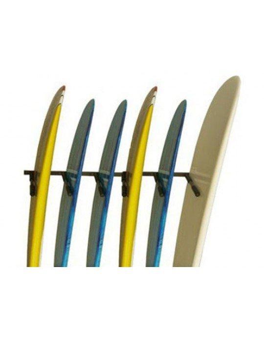 Rack Para 6 Pranchas Stand Up Paddle - Vertical | Prancharia