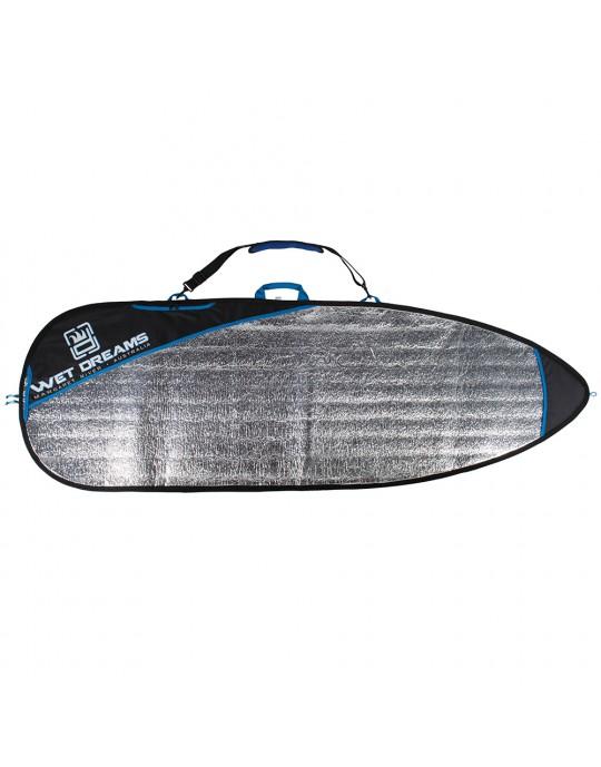 Capa Refletiva Térmica Prancha de Surf Fish 5'10'' - Wet Dreams | Prancharia