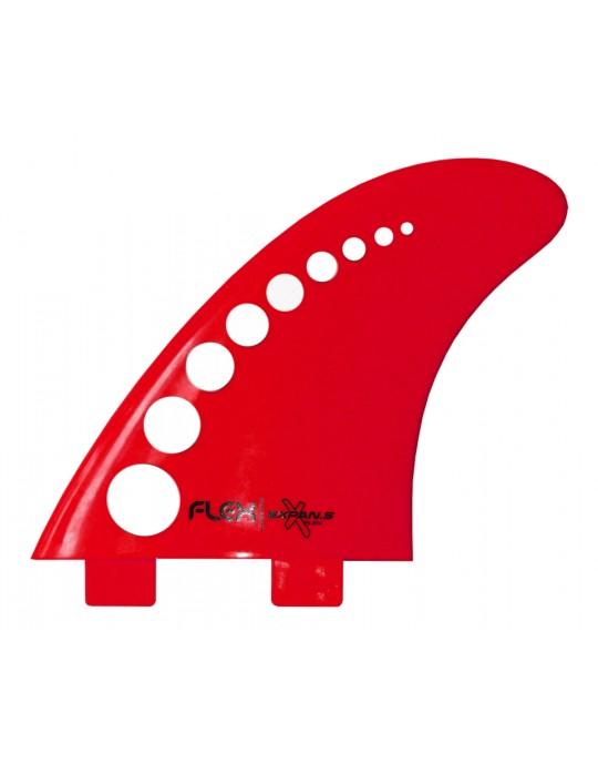 Quilhas Expans Flex - Vermelha | Prancharia