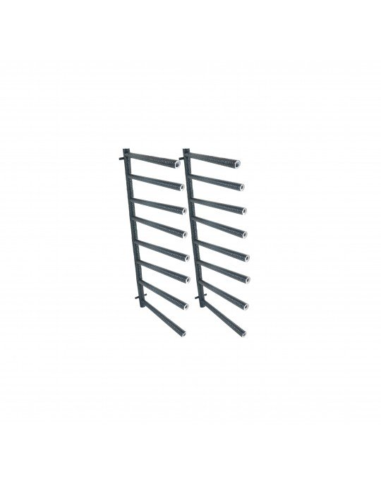 Rack Para 8 Prancha Stand Up Paddle - Horizontal | Prancharia