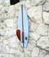 Cabideiro com Quilha na Pranchinha Azul | Prancharia