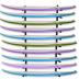 Pranchario Para 10 Pranchas de Stand up Paddle - Horizontal | Prancharia