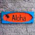 Shape Aloha Vermelho