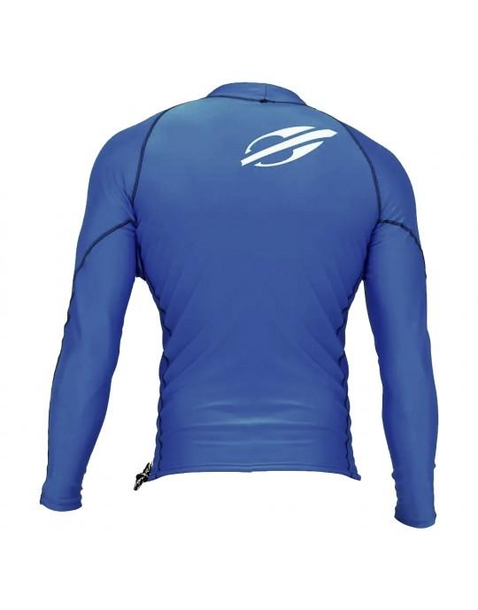Camisa Lycra Manga Longa Extra Line Mormaii UV50+ Azul