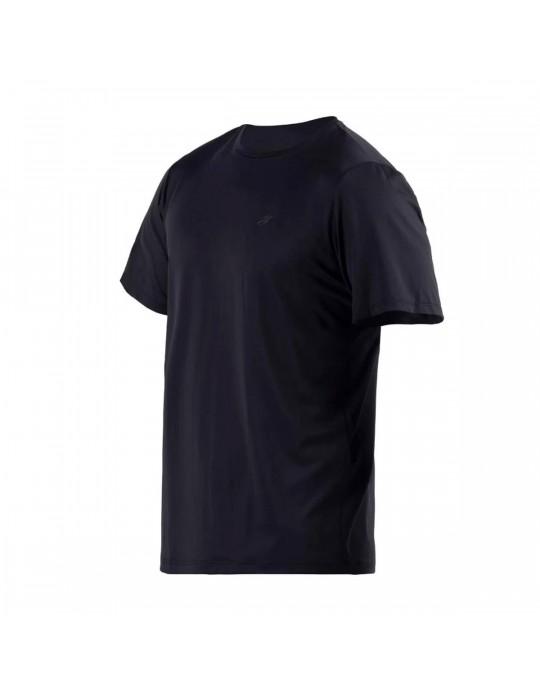 Camisa Manga Curta Dry Action 3a uv Mormaii Masculino - Preto