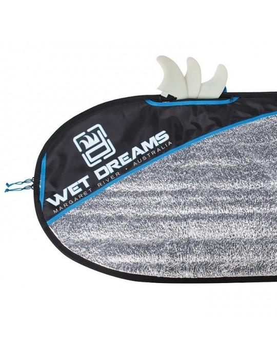 Capa Térmica Para Prancha de Surf Longboard 9'6'' - Wet Dreams