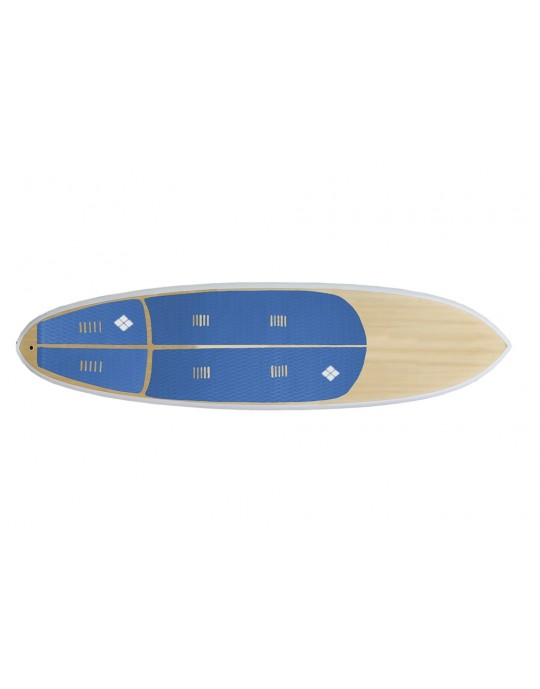 Deck Stand Up Paddle - Azul Royal