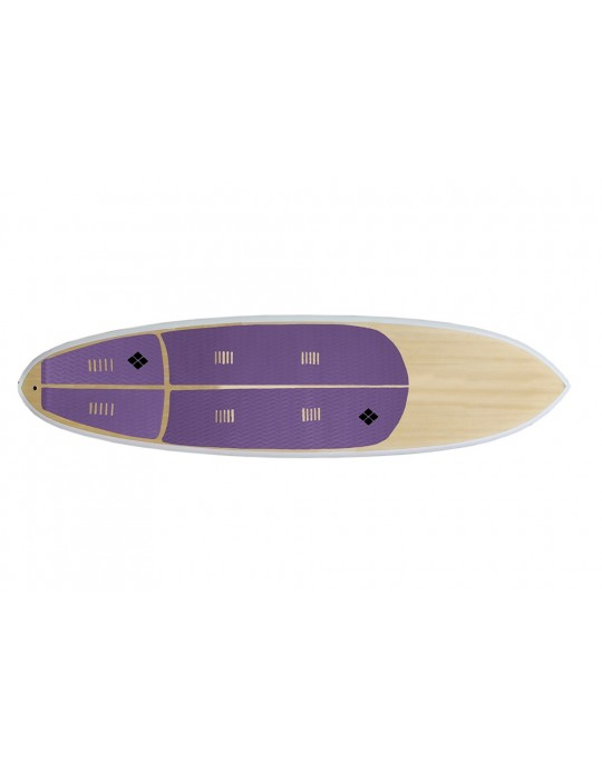 Deck  Stand Up Paddle - Roxo
