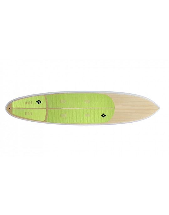 Deck Stand Up Paddle Rubber Sticky 6 mm Verde Claro
