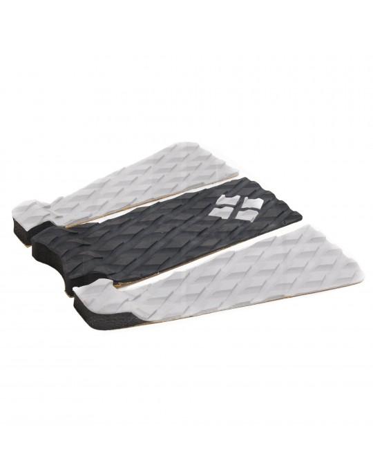 Deck Surf Fresado Rubber Sticky Dunga Cinza
