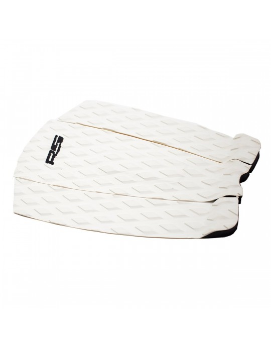 Deck Surf Funboard Rubber Sticky Branco