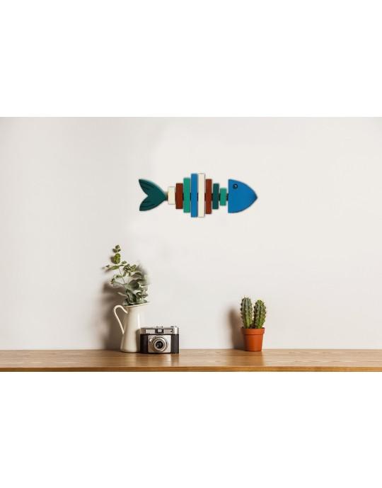 Decoração Woodfish