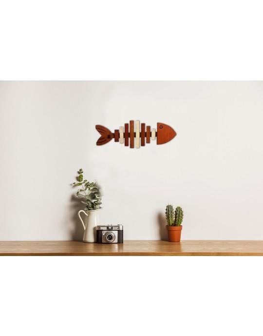 Decoração Woodfish Clássico