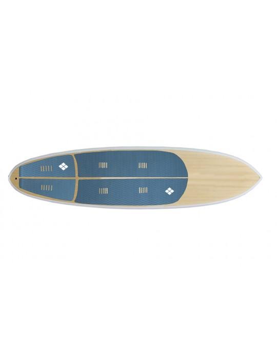 Deck Stand Up Paddle Rubber Sticky 6 mm Azul Marinho