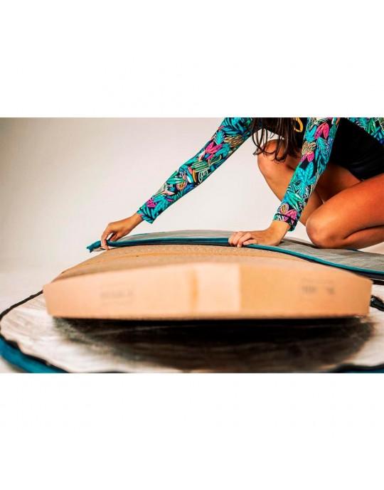 Ecolmeia Ecopack Proteção para Prancha de Surf GG - Até 10'