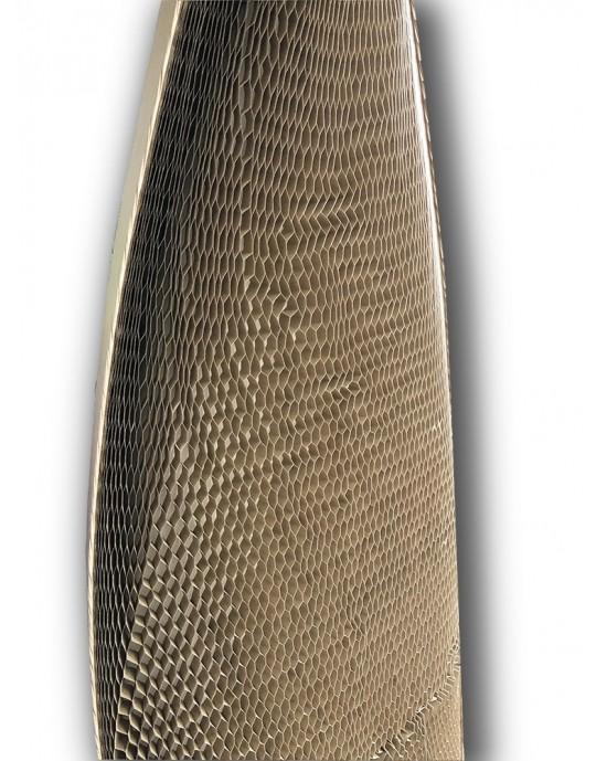 Ecolmeia Ecopack Proteção para Prancha de Surf P - Até 5'11
