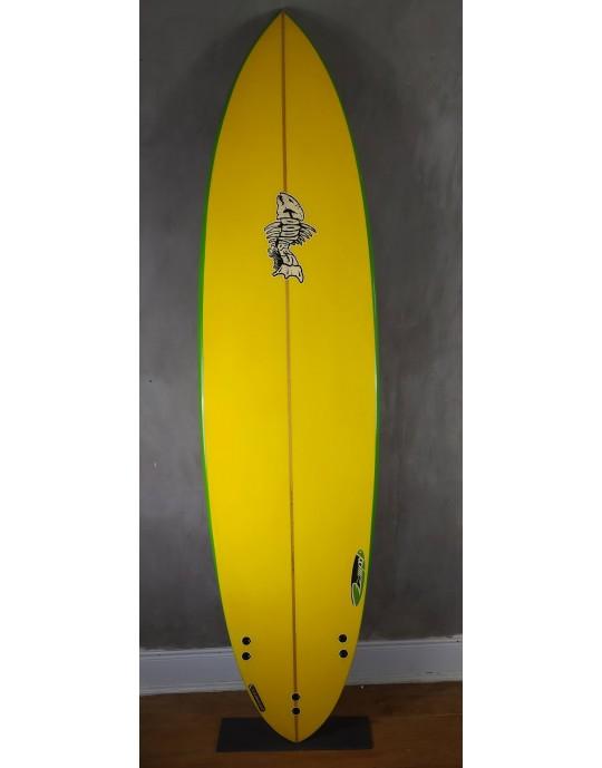 Prancha de Surf Gun Zampol 7'4