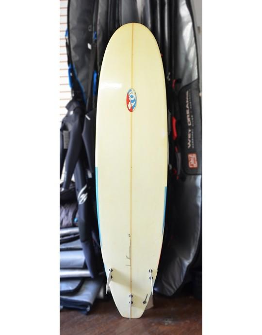 Prancha de Surf Funboard 7'7