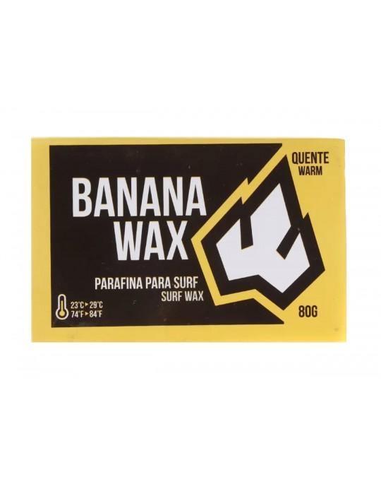Kit com 3 Parafinas  Banana Wax Água Quente