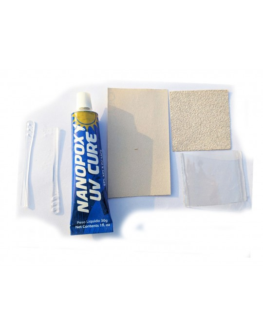 Kit Conserto Prancha Surf Nanopoxy UV Cure