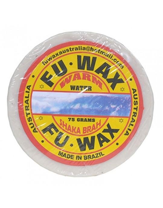 Kit com 3 Parafinas Fu wax - Água Morna