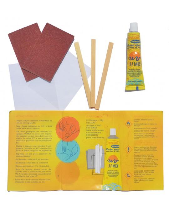Kit Conserto Prancha Surf UV Mix