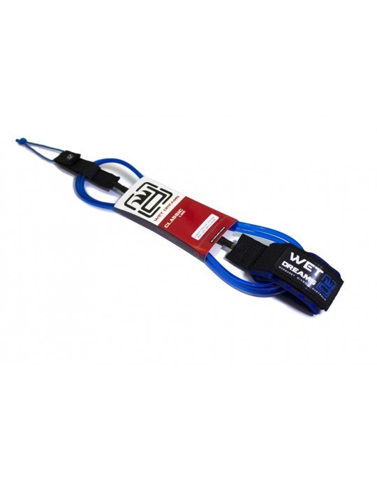 Leash Surf Force Two 8'0'' x 7 mm. - Wet Dreams Classic Line