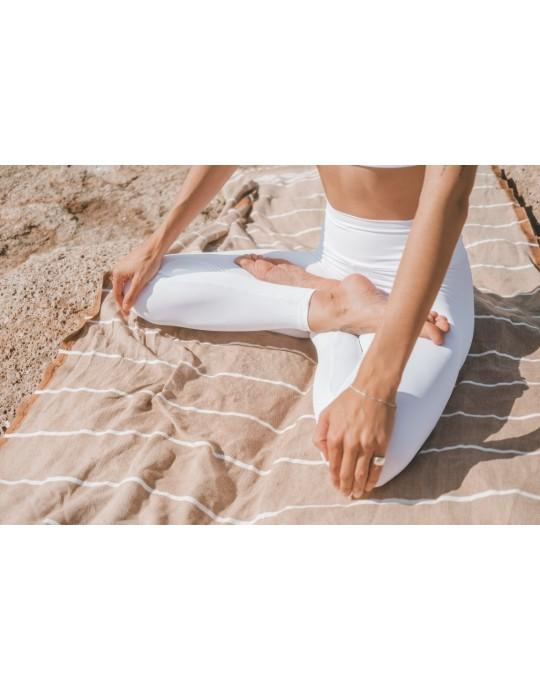 Legging Yogini Branca