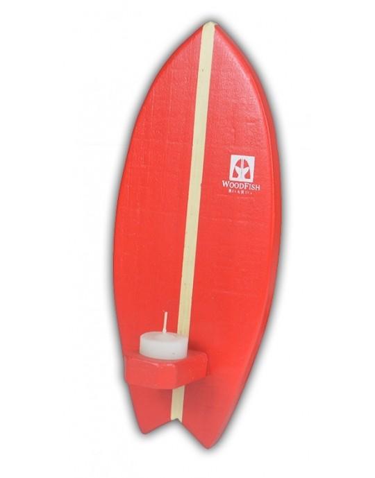 Luminária de Vela Decorativa Surf