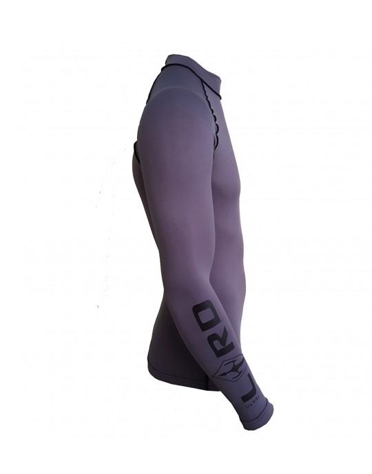Lycra Surf Lord Proteção UV50 Cinza