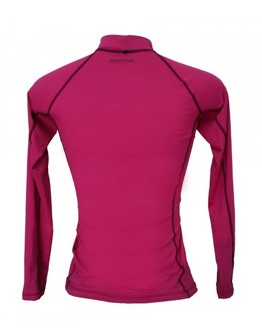 Camiseta Mormaii Lycra Diva 6A UV Core Rosa