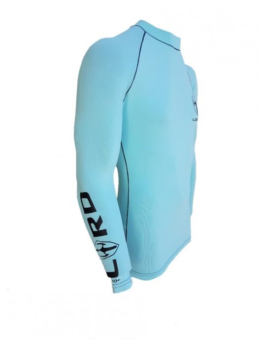 Lycra Surf Lord Proteção UV50 Azul Claro